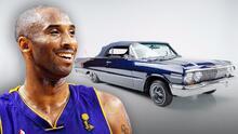Kobe Bryant: a subasta el carro clásico que perteneció a 'La Mamba Negra'
