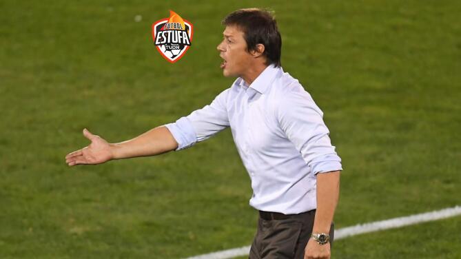 Matías Almeyda estaría en el radar del Palmeiras