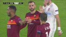 ¡Doblete de Borja Mayoral! Fusila para el 4-0 de la Roma ante Cluj