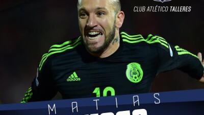 Matías Vuoso es nuevo jugador de Talleres de Córdoba