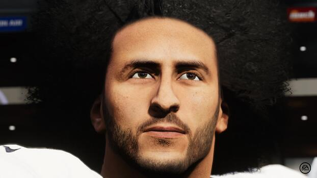 ¡Colin Kaepernick regresa en el Madden NFL 2021!