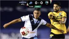 Resumen | Celaya y Tampico Madero quedaron debiendo los goles