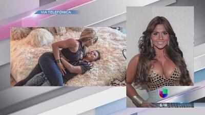 """Maripily llama """"mentes mediocres"""" a quienes critican foto con su hijo"""