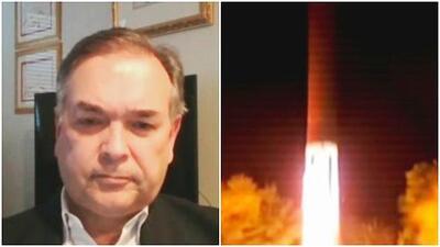 """Experto: """"Por primera vez Corea del Norte tiene la capacidad de miniaturizar el poder nuclear y lanzar un misil"""""""
