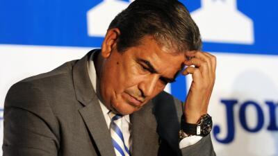 Jorge Luis Pinto envió emotivo mensaje por el fallecimiento de Arnold Peralta