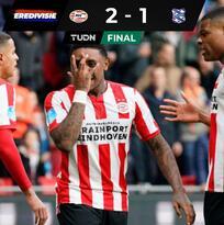 Sin Guti, PSV regresa al triunfo con un doblete de Bergwijn