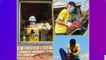 A tres años del paso del huracán María, familias en Puerto Rico siguen a la espera de una vivienda
