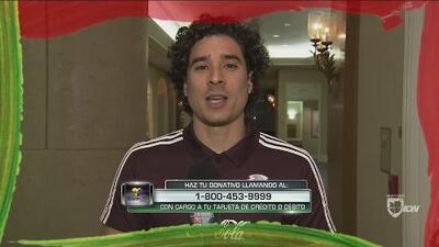 La selección de México se unió al Teletón USA e invitó a donar para apoyar a las más necesitados