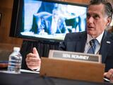 """Romney está """"bastante seguro"""" de que Trump será candidato republicano en 2024 (si quiere)"""