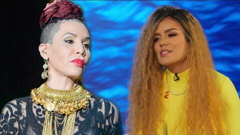 Karol G habla de divisiones por el título de 'Reina del reggaeton' (y esquiva si le reclamó o no a Anuel AA)