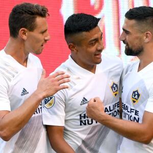 ¿Despiertan ilusión? LA Galaxy tiene 4 triunfos al hilo y recuperaron al 'Chicharito'