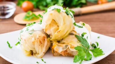 📷 Wraps, burritos o ensaladas: los variados y saludables almuerzos del #Reto 28 libre de azúcar