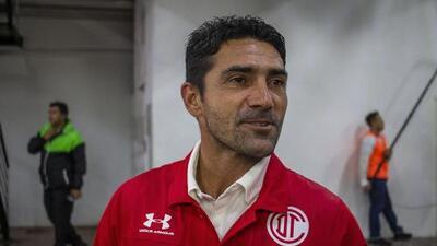 Toluca anuncia a Sinha como su nuevo director deportivo
