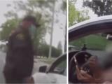 """""""Siempre vas a ser un mexicano"""": parada de tráfico termina en insultos y falsas acusaciones contra alguacil de origen inmigrante en California"""