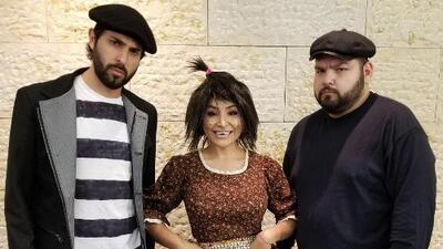 'La Chimoltrufia', 'El Chómpiras' y 'El Botija' se metieron al Free-guey show
