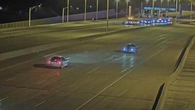 Aumentan en Dallas los accidentes de tránsito provocados por conductores que transitan en contravía