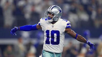 Cowboys llegan a un acuerdo para retener a Tavon Austin