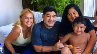 ¿Tiene nueva novia? Maradona confirma separación de Rocío Oliva antes de regresar con Dorados