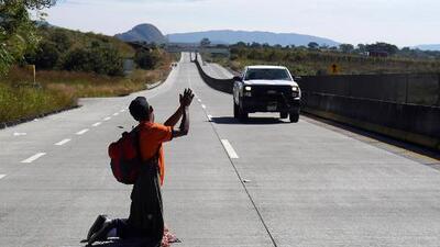 """¿Y la inminente """"invasión""""? Pasaron las elecciones y Trump dejó de hablar de la caravana de migrantes"""