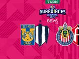 Así se jugarán las Semifinales de la Liga MX Femenil: habrá dos Clásicos