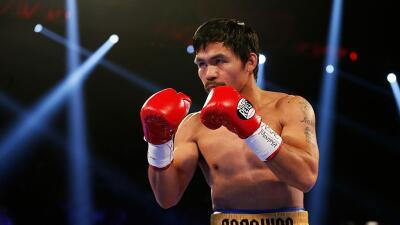 ¿Quién podría ser el rival de Manny Pacquiao?