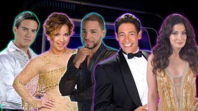 50 estrellas en 5 temporadas: estos son todos los famosos que han pisado la pista de Mira Quién Baila