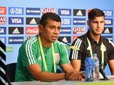 'Chima' Ruiz destaca madurez en Tri Sub-17