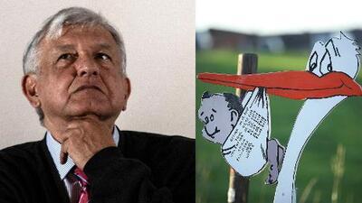 Inmigrante africana en México nombra a su hijo Andrés Manuel López Obrador