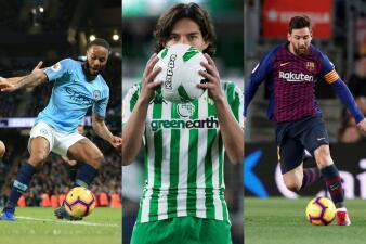 Dueños del balón en Europa, una lista en la que Betis está entre los mejores