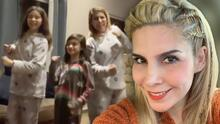 Las hijas de la fallecida Karla Luna dejan huella en TikTok junto a Karla Panini