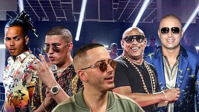 El reggaetón calienta el escenario en Miami a dos días de Premios Juventud