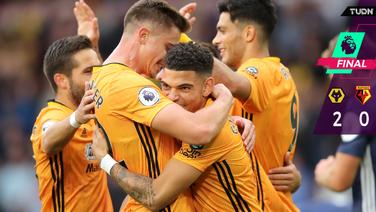 Wolverhampton consigue su primera victoria de la temporada