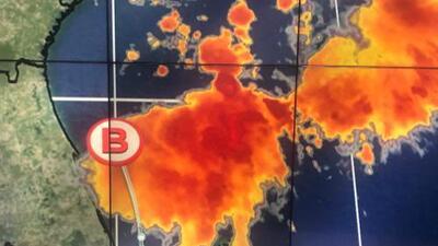 Se disipa la tercera depresión tropical y deja tiempo caliente con precipitaciones en Florida