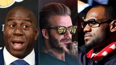 Estos son algunos de los deportistas en retiro y en activo que son dueños de equipos