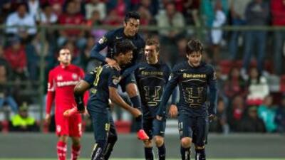 Toluca 2-2 Pumas: Con las zarpas, Universidad saca un empate en la Copa MX