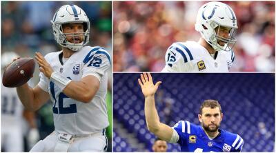 Andrew Luck se retira de la NFL después de siete temporadas con los Colts