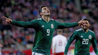 """Raúl Jiménez, tras su gol a Polonia: """"Cerrar el año de esta manera es muy positivo"""""""