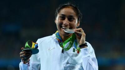 Lupita González celebra 3 años de su medalla en incertidumbre