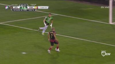 Precisa triangulación de Atlanta United para que Josef Martínez firme su doblete