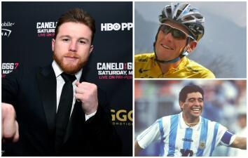 'Canelo' y otros casos famosos de dopaje en el deporte