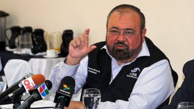 President of Nicaragua's Supreme Electoral Council hit with US sanctions