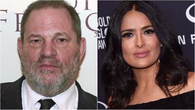 Harvey Weinstein niega las acusaciones de abuso sexual publicadas por Salma Hayek