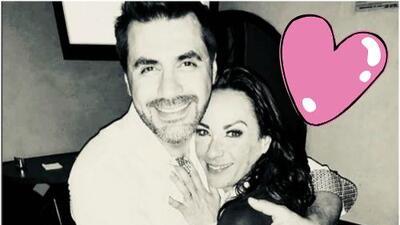 No hay quinto malo: Consuelo Duval celebra cumplemes con su novio Jesús Ortiz de Pinedo