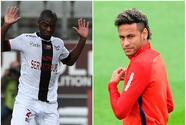 Piden a defensor del Guingamp que lesione a Neymar en su debut