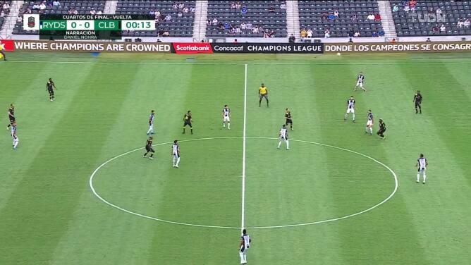 Resumen del partido Monterrey vs Columbus Crew SC