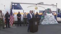 Duro golpe al narcotráfico: la DEA decomisa más de 2,200 libras de droga en el sur de California