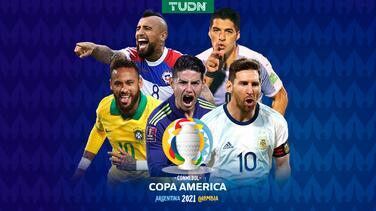 Copa América vuelve a casa y será parte del Verano de Campeones