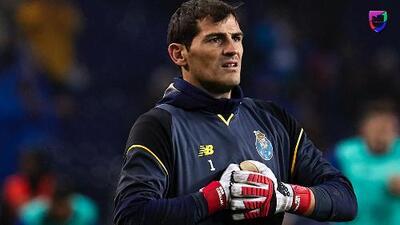 Gran noticia: Iker Casillas se une a la pretemporada del Porto dos meses después de su infarto