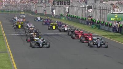 ¡Arranca la temporada de F1! Desde Australia se encienden los motores
