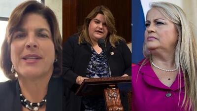"""""""Una fracasada es lo que es"""": Truenan contra Jennifer González por reunirse con Gigi Fernández durante visita a Washington DC de la Gobernadora"""
